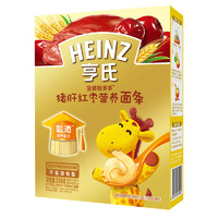 Heinz 亨氏 金装智多多猪肝红枣营养面条336g