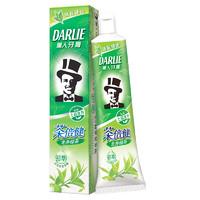 DARLIE 黑人 茶倍健龙井绿茶牙膏