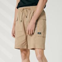hotwind 热风 F017M0230208 男士运动短裤