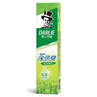 DARLIE 黑人 茶倍健龙井绿茶牙膏 120g