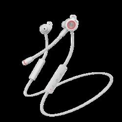 EDIFIER 漫步者 GM3 入耳式颈挂式降噪蓝牙耳机 白色
