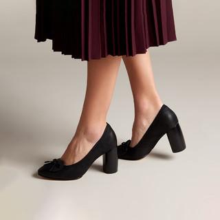 Clarks 其乐 女鞋Grace Nina通勤鞋高跟鞋女商务鞋单鞋