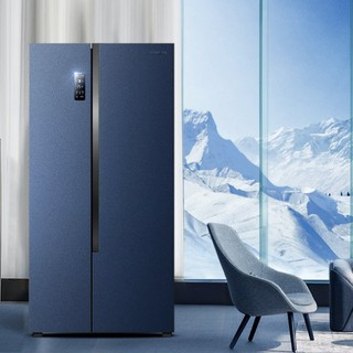 Ronshen 容声 晶钻系列 BCD-620WD17HP 风冷对开门冰箱 620L