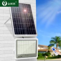 金树林 太阳能庭院灯 1200流明+15000mAh+5m线 150W