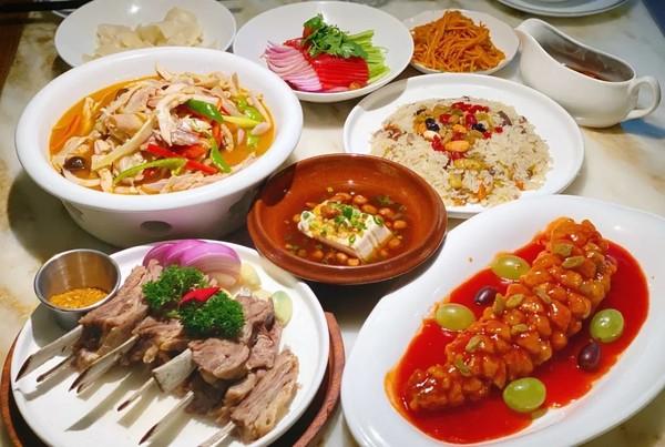 文末抽免单:杭州拱墅区|冒烟的阿凡提·新疆餐厅,感受西域美食的魅力