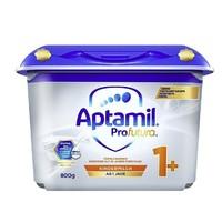 Aptamil 爱他美 白金版 婴幼儿奶粉 1+段 800g 6罐装