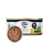 PLUS会员:ZIWI 滋益巅峰 湿粮猫罐头 85g10罐