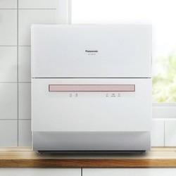 Panasonic 松下 UW5PH1D 家用台式洗碗机 5套