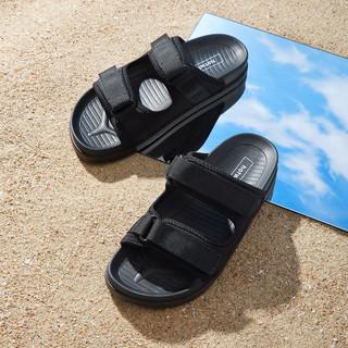 hotwind 热风 H060M1630801 男士休闲拖鞋