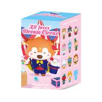 POP MART 泡泡玛特 小狐狸梦幻马戏团系列 盲盒 单盒