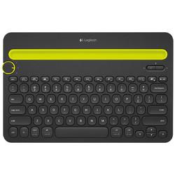 logitech 罗技 K480 多设备蓝牙键盘