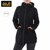 Jack Wolfskin/狼爪 1111201 女外套冲锋衣