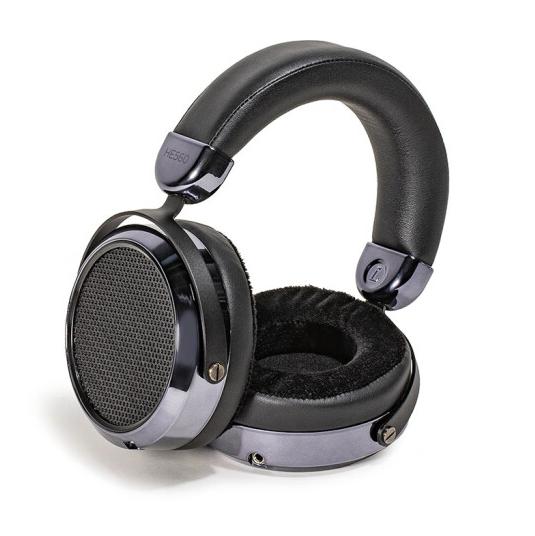 HiFiMAN 海菲曼 HE560 2021新款 压耳式头戴式有线耳机 黑色 3.5mm
