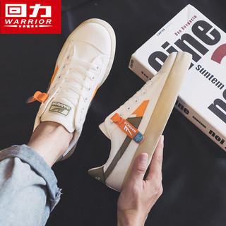 回力男鞋帆布鞋男2021新款夏季韩版潮流小白鞋百搭休闲运动鞋子