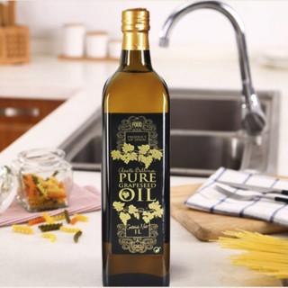 Bellina 葡萄籽油 1L*2瓶 礼盒装