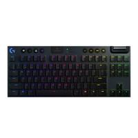 logitech 罗技 G913 TKL 108键 双模无线机械键盘 黑色 GL L 机械轴 RGB