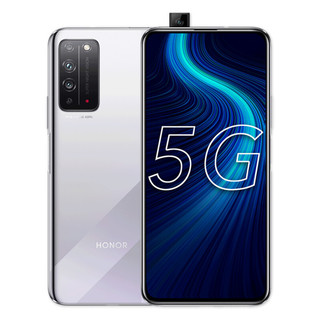 PLUS会员 : HONOR 荣耀 X10 5G智能手机 8GB+128GB