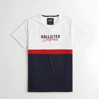HOLLISTER 霍利斯特 KI3239405104  男式T恤