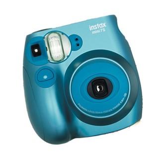 INSTAX MINI 7S 拍立得 金属蓝(86x54mm)