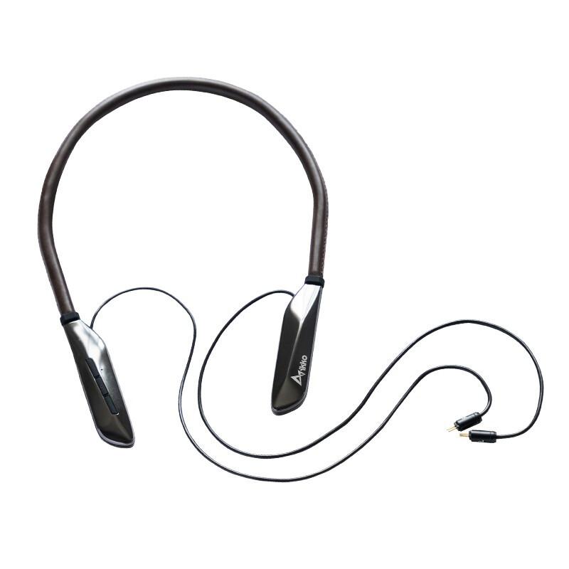 ikko ITB05 入耳式颈挂式蓝牙耳机 黑色