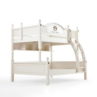 林氏木业 LS196 美式儿童高低床 1.35*1.9m