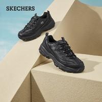 SKECHERS 斯凯奇 76605- 女士工装风运动鞋老爹鞋