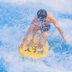 【南京江宁区 汤山欢乐水世界】激情冲浪、沙滩休闲、魔法滑道、儿童戏水..嗨玩不停