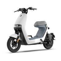 Ninebot 九号 A30C 电动自行车 TDT031Z 48V12Ah铅酸电池 初雪白灰