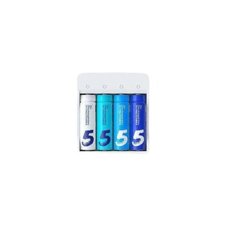 ZMI 紫米 PB421 5号充电锂电池 1.5V 1930mAh 充电套装 4粒装