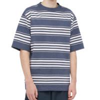 UNIQLO 优衣库 438319 中性款条纹T恤