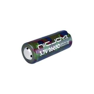 NICJOY 耐杰 26650 充电锂电池 5000mAh 2粒装
