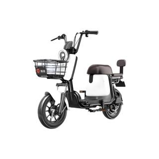 Yadea 雅迪 Q1 电动自行车 TDT1205Z 48V20Ah锂电池 塔夫绸白