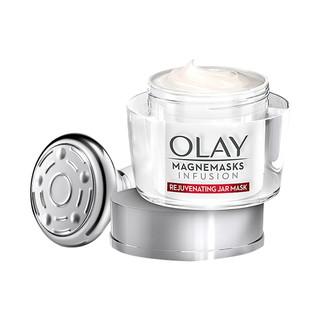 黑卡会员 : OLAY 玉兰油 紧致睡眠面膜50g+磁力导入仪