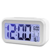 尚动 电子闹钟 X-JJRY9030-0 白色 13.8cm 第3代温度版