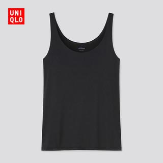 UNIQLO 优衣库 女装AIRism Bra背心(文胸带胸垫打底内衣凉感 亲肤)432473
