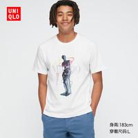 UNIQLO 优衣库 UQ437650000 男士T恤