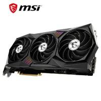 MSI 微星 魔龙 GeForce RTX 3070 Ti GAMING X TRIO 8G 超频版 旗舰款 电脑显卡
