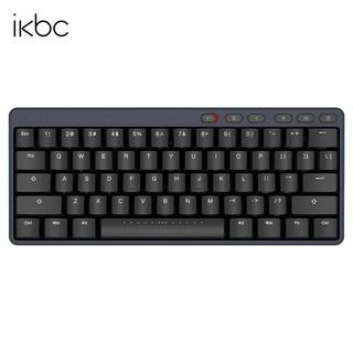 iKBC S200 機械鍵盤 mini 61鍵 無線2.4G 青軸