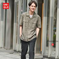 UNIQLO 优衣库 437891 男士衬衫