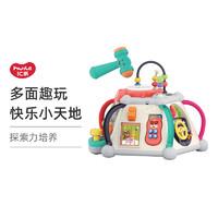 黑卡会员:Huile TOY'S 汇乐玩具 六面体多功能游戏台