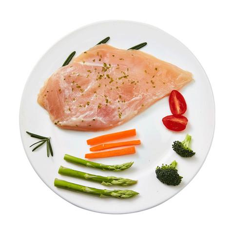大用 食品 生鲜半成品 水煎香煎鸡排200g/袋