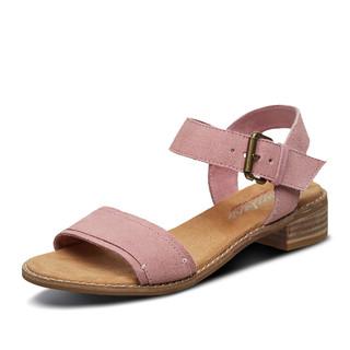 SKECHERS 斯凯奇 坡跟女凉鞋夏季女士凉拖鞋沙滩凉鞋女夏季时尚百搭女休闲鞋夏