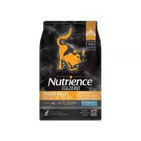Hagen Nutrience 哈根纽翠斯 黑钻鸡肉全猫粮 11磅
