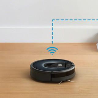 iRobot 艾罗伯特 Roomba 900系列 R970080 扫地机器人 深蓝色