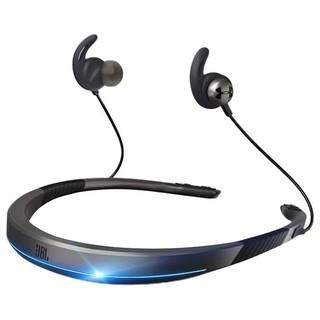 JBL 杰宝 SPORT WIRELESS FLEX 入耳式颈挂式蓝牙耳机 黑色