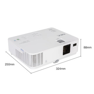 PLUS会员 : NEC 日电 NP-CD3105H 家用投影机