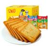 MIDUOQI 米多奇 烤香馍片 50g*40包