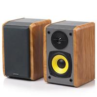 EDIFIER 漫步者 R1000TC 北美版 桌面多媒体音箱 木纹色 升级款