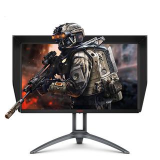 PLUS会员 : AOC 冠捷 AG273QXS 27英寸 IPS显示器(2560×1440、165Hz、131%SRGB)