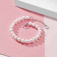 gN pearl 京润珍珠 3132016000517 女士串珠手链 20cm
